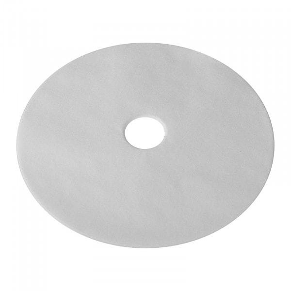 Rundfilterpapier - 245mm - 250Stk - 1624 - 1