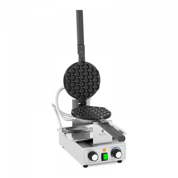 Bubble Waffle Maker - 1,400 W - 50 - 250 ° C - Timer: 0 - 5 min