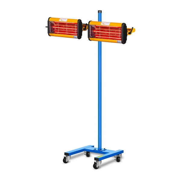 Infrared Paint Dryer - 2.200 W - 2 lamps