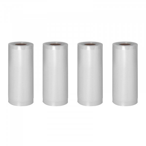 Vacuum Seal Bags - 4 Rolls - 24 m - 20 cm