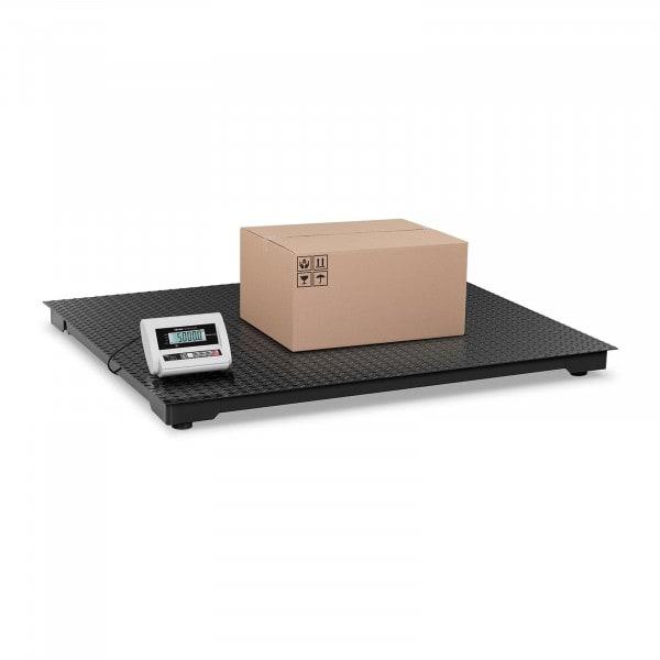 Floor Scale ECO - 5,000 kg / 2 kg - LCD