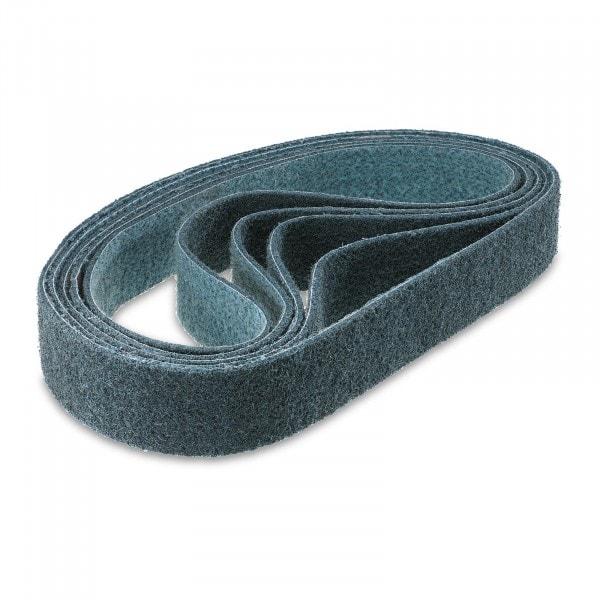 Sanding belts - 760 x 40 mm - fine graining