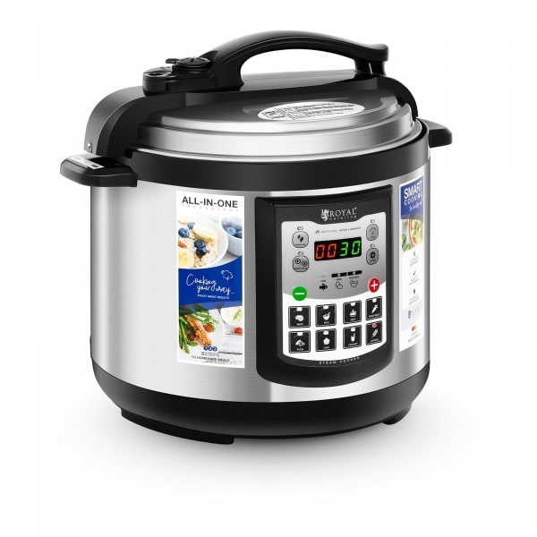 Electric Rice Cooker - 5 Litres - 900 W