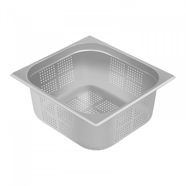 Gastronorm Tray - 2/3 - 150 mm - Perforated