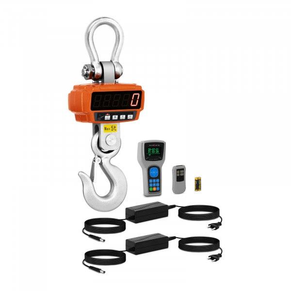 Crane Scales - 5 t / 1 kg - remote display