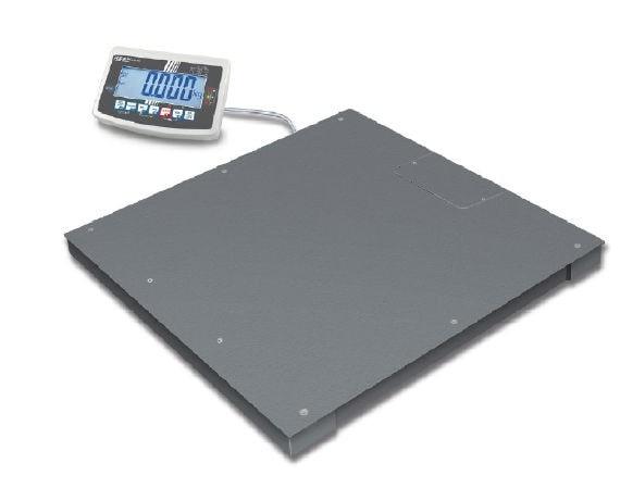 KERN Floor scale Max 3000 kg / 1000 g