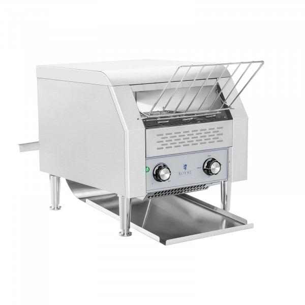Conveyor Toaster - 2,200 W - 7 speeds - 3 heating levels