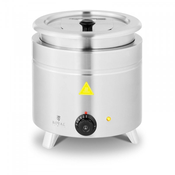 Soup Kettle - 11 L - Stainless steel