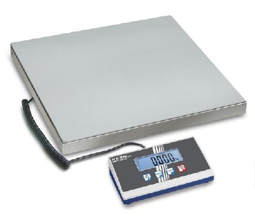 KERN Platform balance Max 35 kg / 10 g
