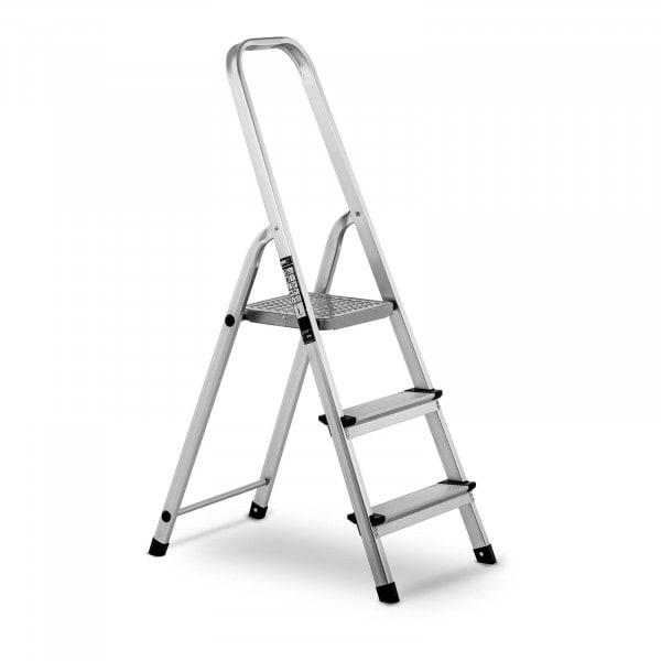Aluminium Step Ladder - 3 steps