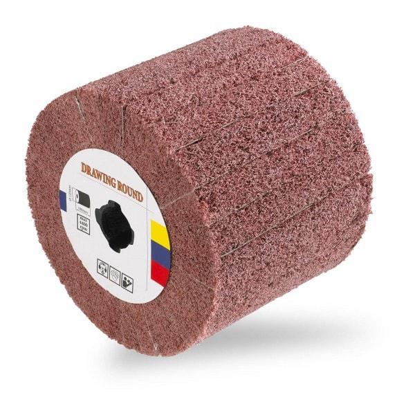 Nylon polishing roller - 80 graining