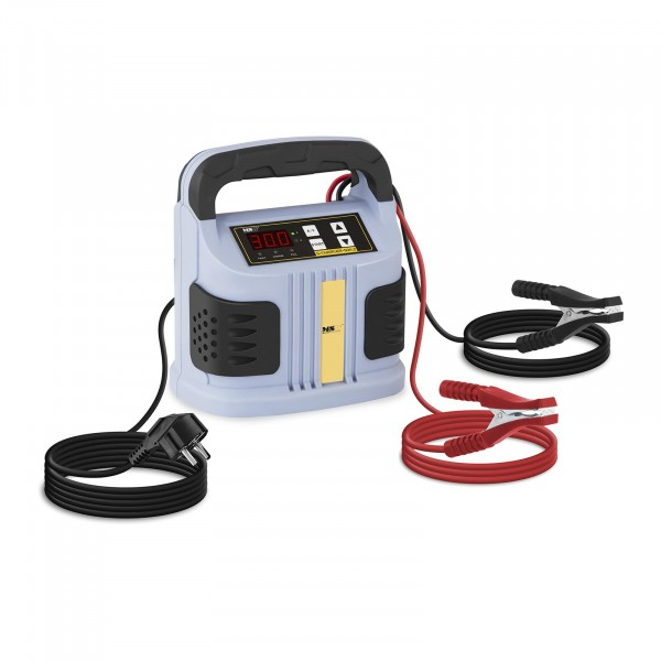 B-WARE Heavy Duty Battery Charger - 6/12/24 V - 30 A - LED-Display