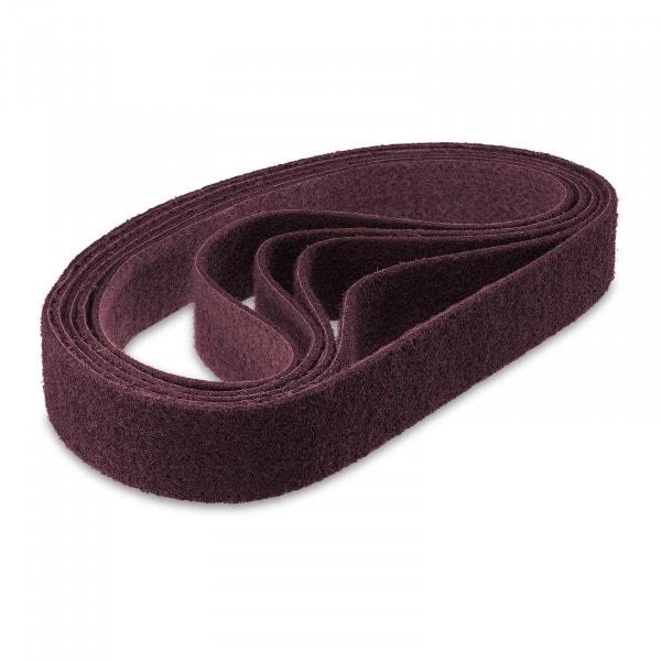 Sanding belts - 760 x 40 mm - medium graining