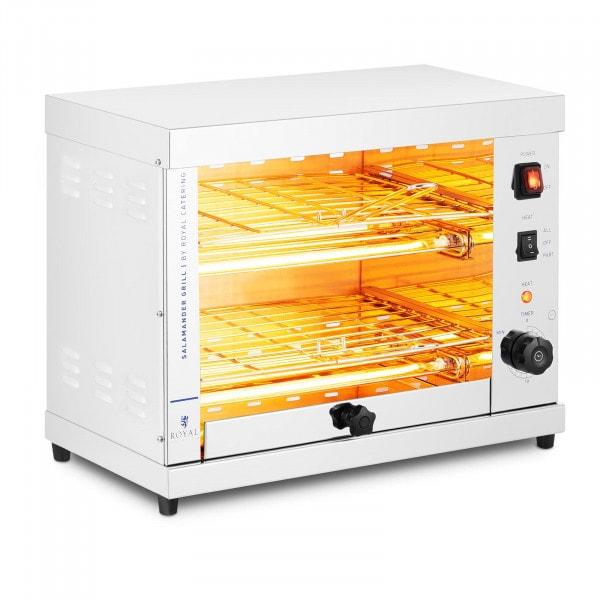 Salamander Broiler - 3,200 W - 65 - 200 ° C