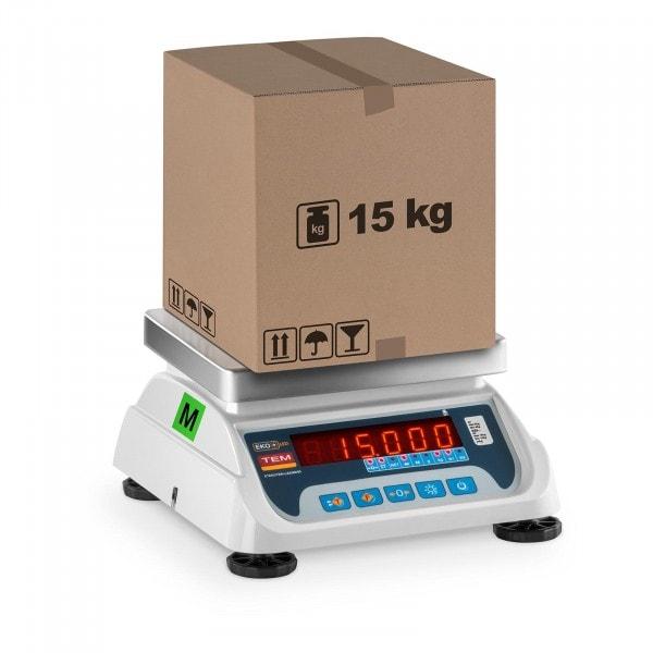 WAGA STOŁOWA / Weighing Scale Certified / Tischwaage