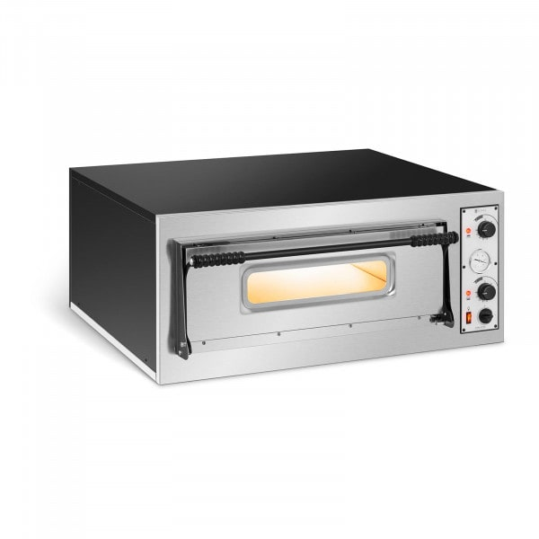 Pizza Oven - 1 chamber - 4 x Ø 32 cm