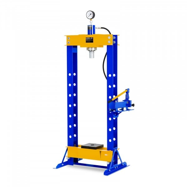 Hydraulic Workshop Press - Up to 30 Tons