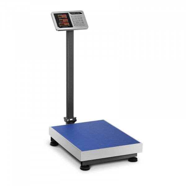 Platform Scale - 150 kg / 20 g - 60 x 45 cm