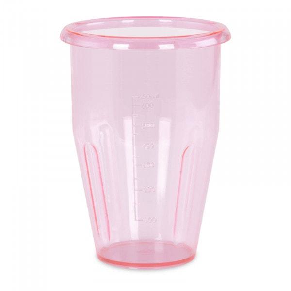 Mixer Cup - 0.75 L - Tritan - 115 x 160 mm - pink