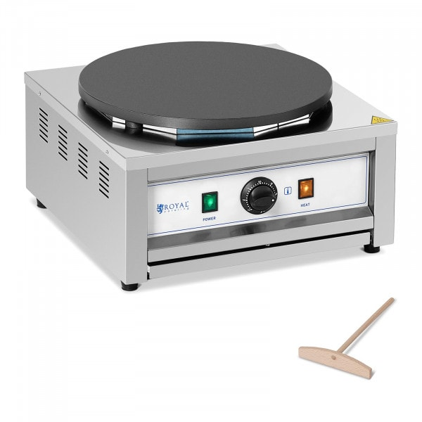 Crepe Maker - 400 mm - 3,000 W