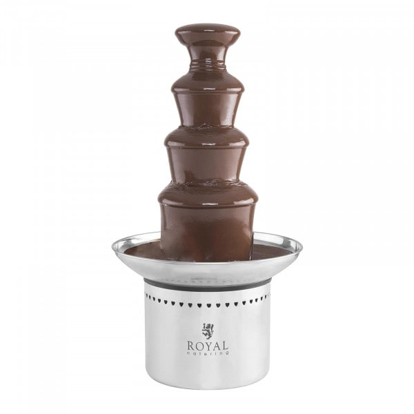 Chocolate Fountain – 4 Steps – 6 kg