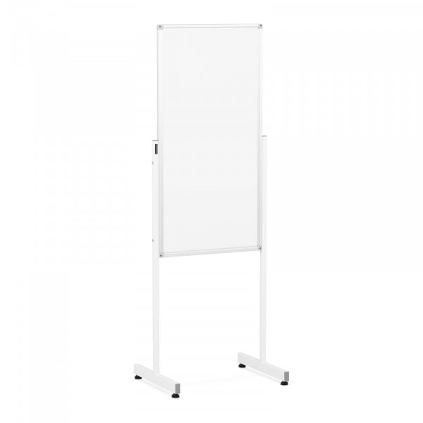 Whiteboard - 90 x 45 cm - double-sided