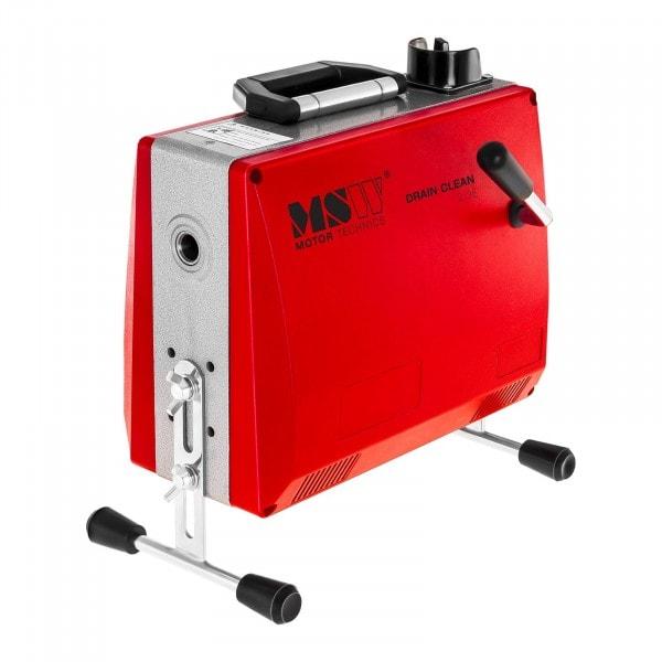 Factory seconds Drain Cleaning Machine 390 Watt 400 rpm Ø 30 - 100 mm