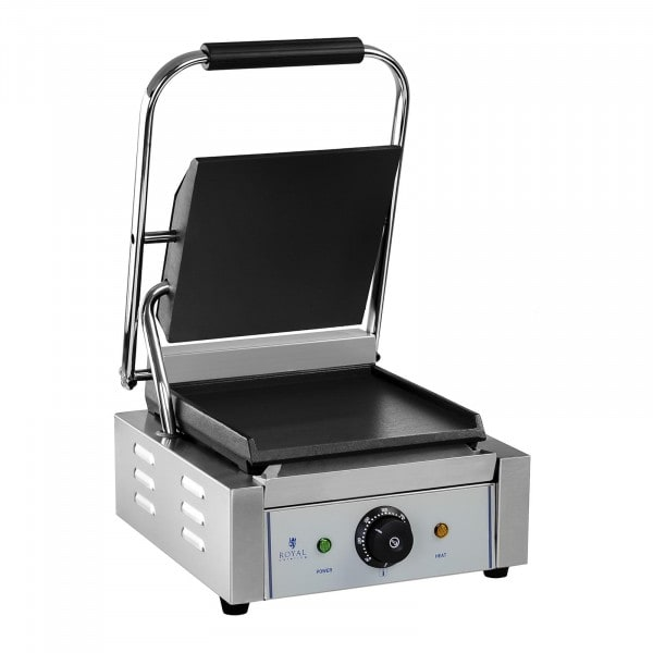 Factory seconds Contact Grill - Plain - 1.800 Watt