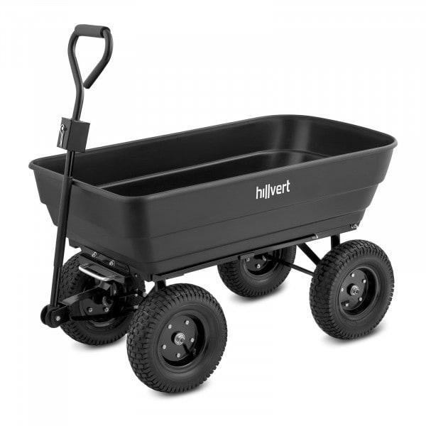 Garden Dump Cart - 350 kg - tiltable - 125 L