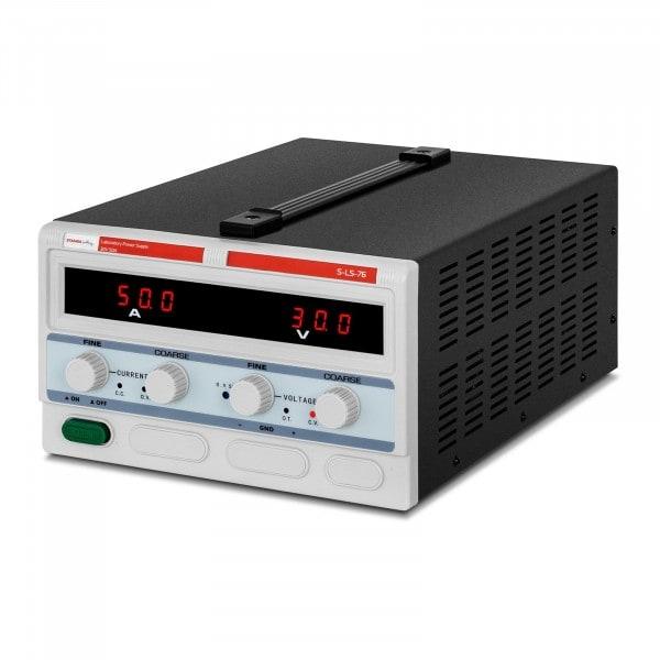 Laboratory Power Supply - 0-30 V - 0-50 A DC - 1,500 W