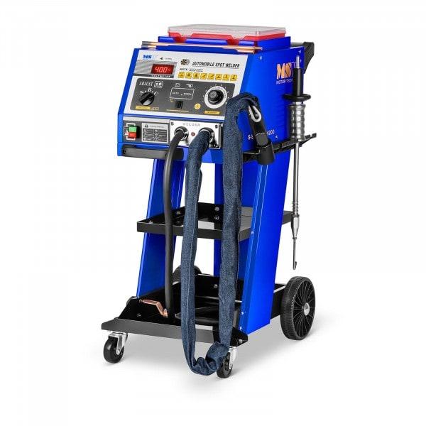 Dent Puller Spot Welder with workbench - 4200A