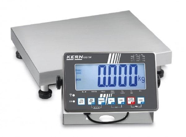 KERN Platform scale Max 150 kg / 50 g | 300 kg /100 g