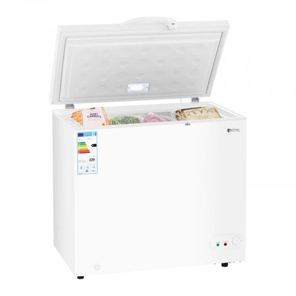 Commercial Freezer - 197 L