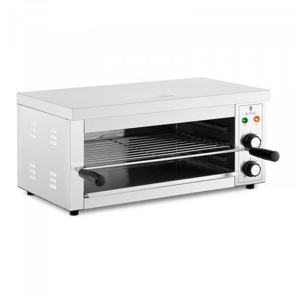 Salamander Broiler - 2,500 W - 50 - 300 ° C