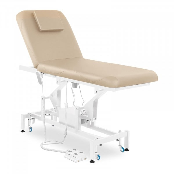 Massage Table PHYSA LYON BEIGE - electric