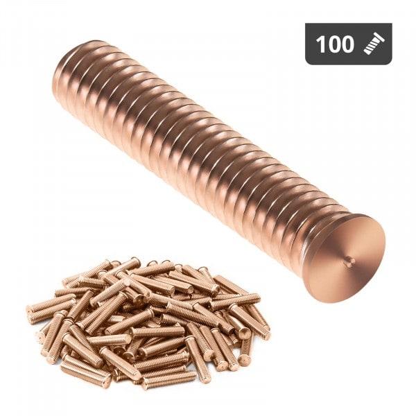 Stud Welder Set - M8 - 40mm - steel - 100 pieces
