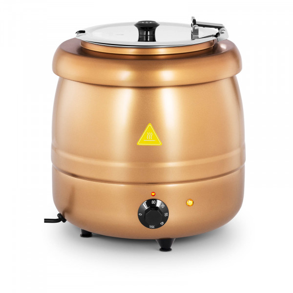 Soup Kettle - 10 L - Stainless steel
