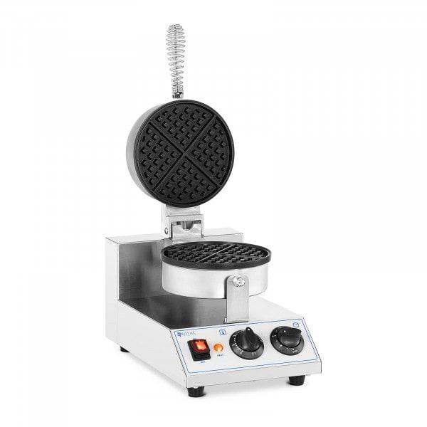 Waffle Maker - round - 1,300 W
