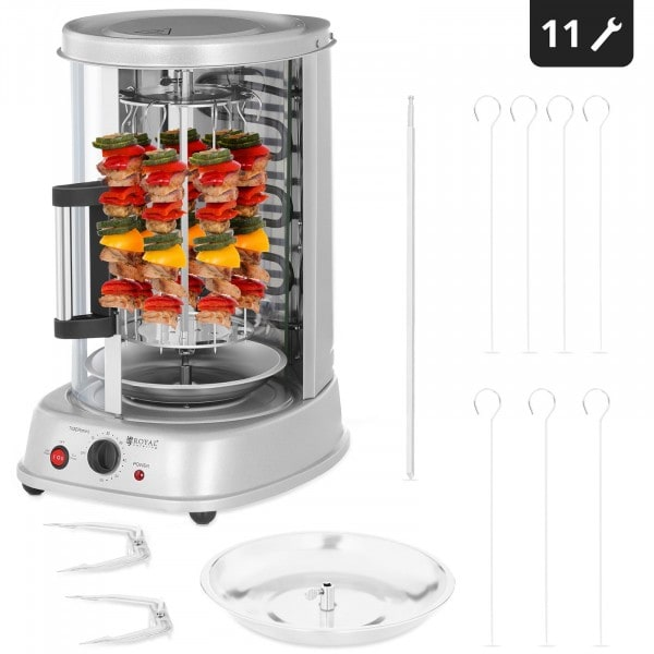 Factory seconds Tower Rotisserie - 4-in-1 - 1.500 W - 21 L