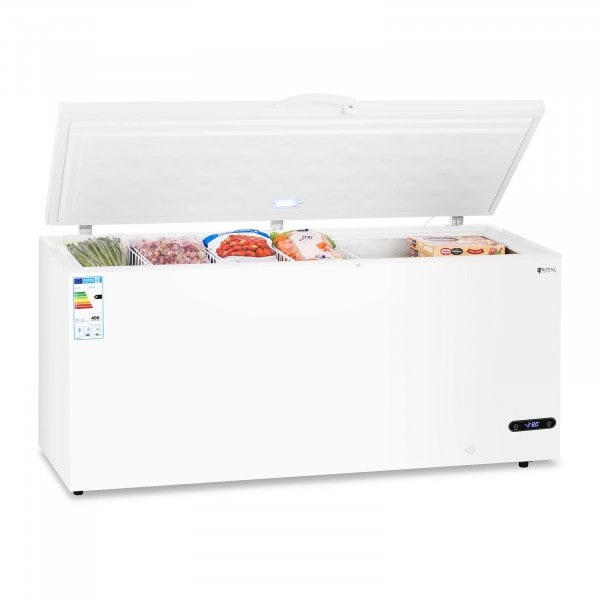 Chest Freezer - 560 L - minus 40 °C - refrigerant R290