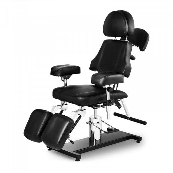 Tattoo Chair PHYSA DALLAS BLACK