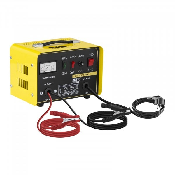 Heavy Duty Battery Charger - 12/24 V - 15/20 A
