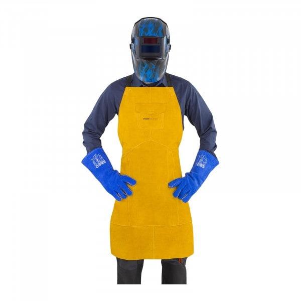 Welding apron - Cow split leather - Size L