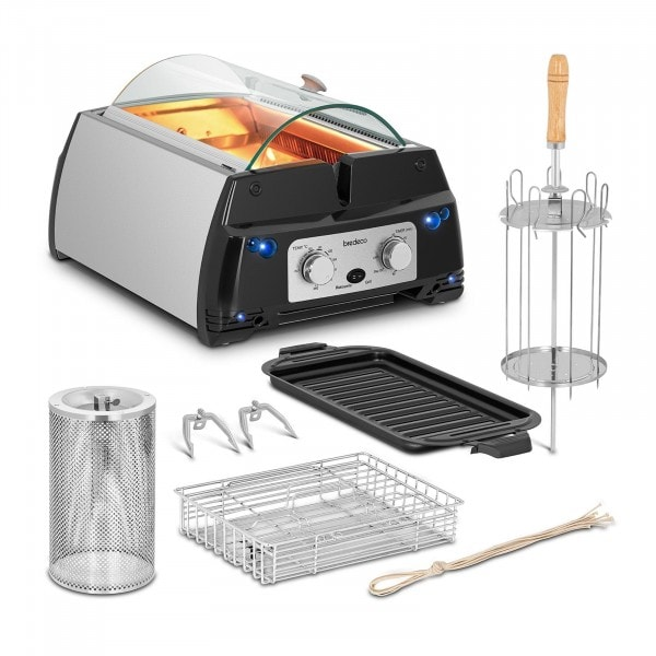 Infrared Grill - 1,780 W - incl. accessories
