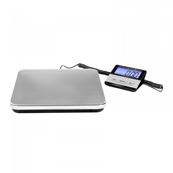 Digital Parcel Scale - 200 kg / 50 g - Basic - External LCD-Display