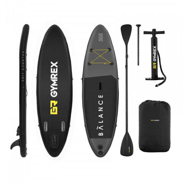 Inflatable SUP Board - 135 kg - 305 x 79 x 15 cm