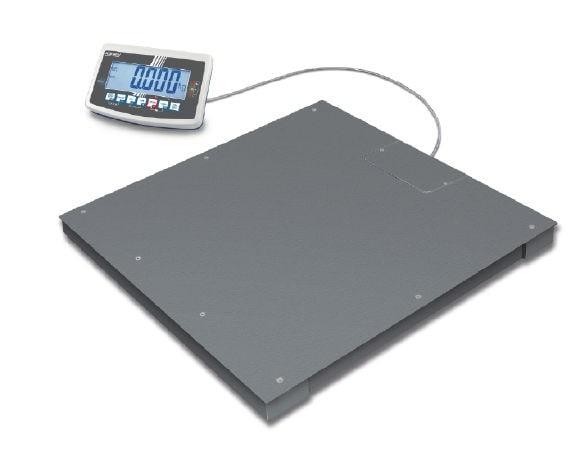 KERN Floor scale Max 6000 kg / 2000 g