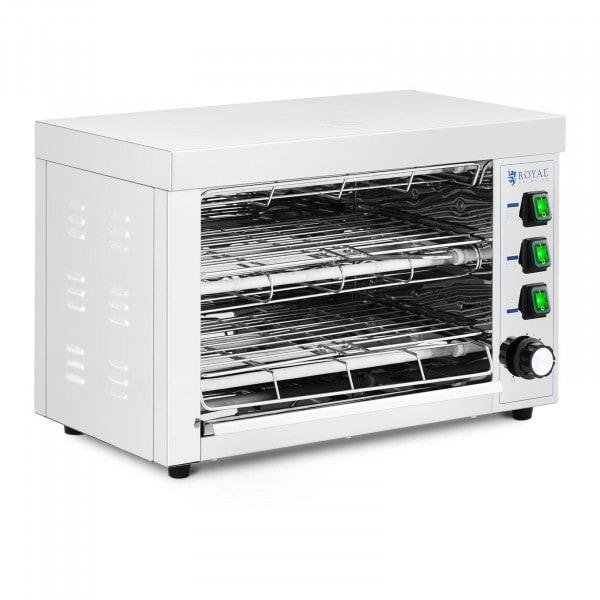 Salamander Broiler - 3,250 W - 50 - 300 ° C