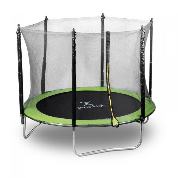 Trampoline - Ø 244 cm - 100 kg - net