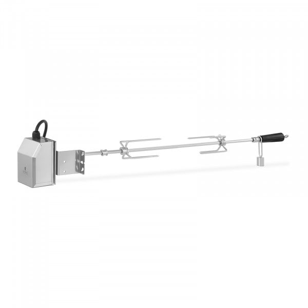 Rotisserie Spit with Motor - 100 cm